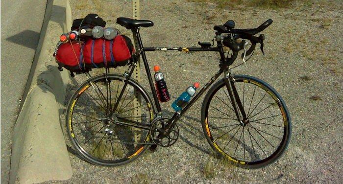 Viaggiare in Cina in Bicicletta