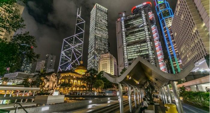 Viaggio ad Hong Kong