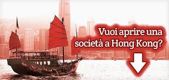 Società a Hong Kong
