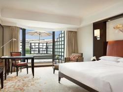 Los mejores hoteles en hangzhou la ciudad del lago del oeste for Cabine del lago hyatt