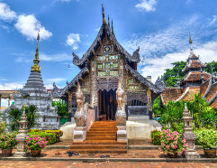 Hotel a Chiang Mai