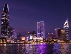 Hotel a Saigon