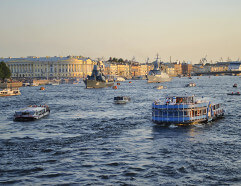 Hotels in Saint Petersburg