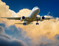 Domestic and International Flights for China