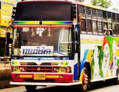 Autobus in Thailandia